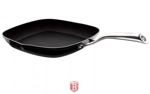 Patelnia grillowa 28 cm BerlingerHaus Black Royal BH1681