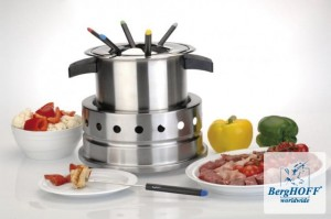 Fondue BergHOFF 12 cz. Party 1810102