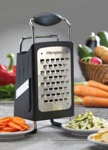 Tarka Microplane Box Grater MP-34006
