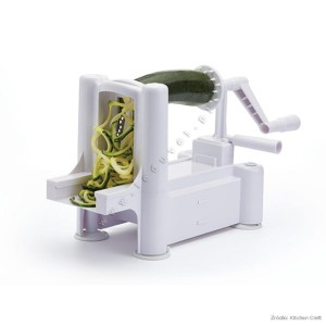 KRAJALNICA KITCHEN CRAFT SPIRALNA DO WARZYW SPIRALIZER KCSPIRAL