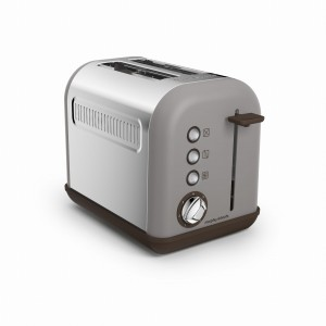 Toster na 2 kromki kamienny Morphy Richards ACCENTS 222005