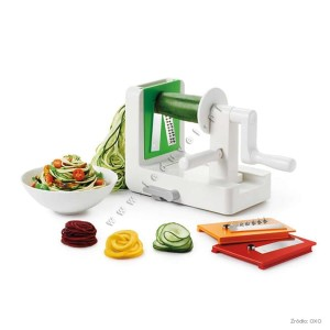 KRAJALNICA OXO SPIRALNA DO WARZYW SPIRALIZER GOOD GRIPS 11151400MLNYK