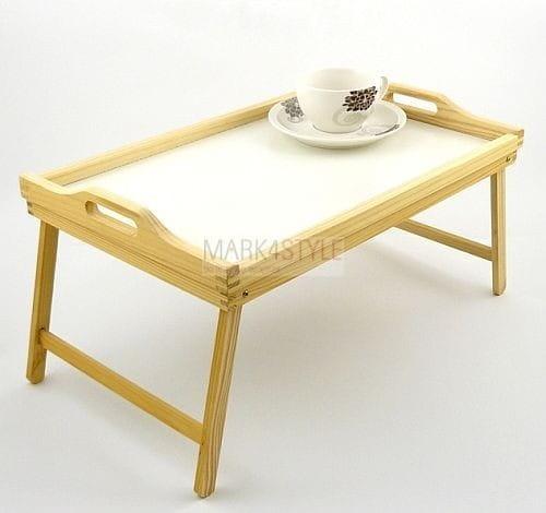 Taca Do łóżka Stolik śniadaniowy Kesper 50 X 30cm 69014
