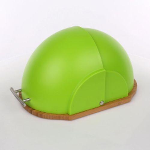Pojemnik Na Chleb Chlebak Biedronka Zielony 37 X 26 X 275 Cm